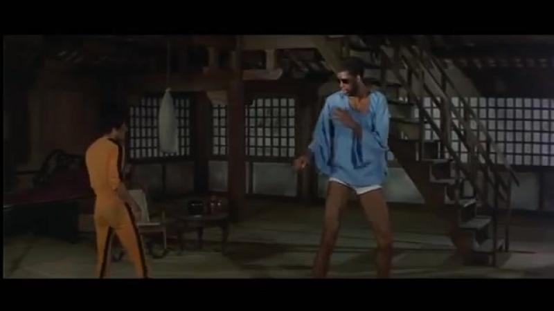 Брюс Ли - Бои из фильма