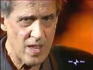 Импровизация от Челентано..А ведь ему 80 лет!!!!!!!!