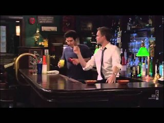 How I Met Your Mother - Ted and Barney: We should buy a bar