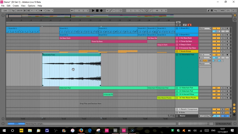 Ableton Live 10 - In Depth Look and Review of all the New Features - Part 1 - Arrangement Editing
