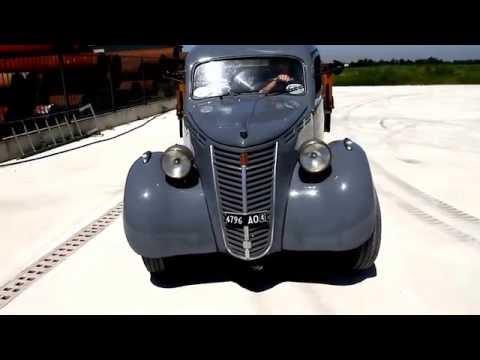 Nuovo di zecca Fiat 1100 ELR della Collezione di Carlo Marazzato