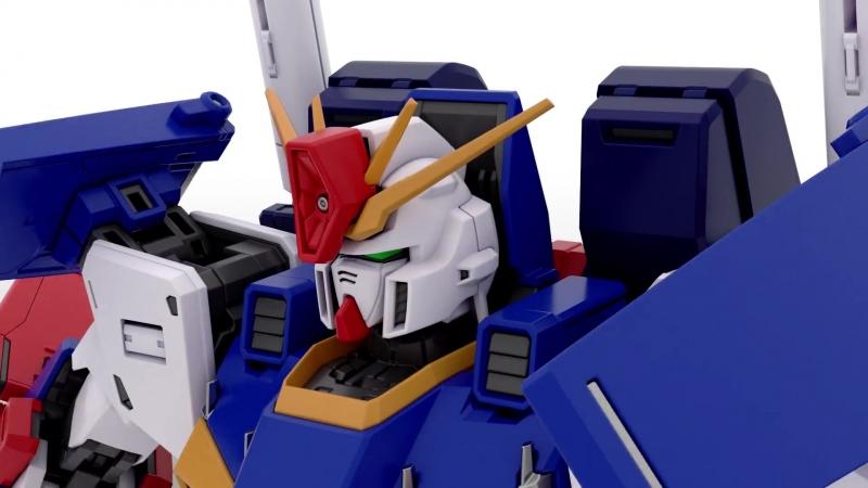 MG 1 100 ZZ Gundam Ver. Ka