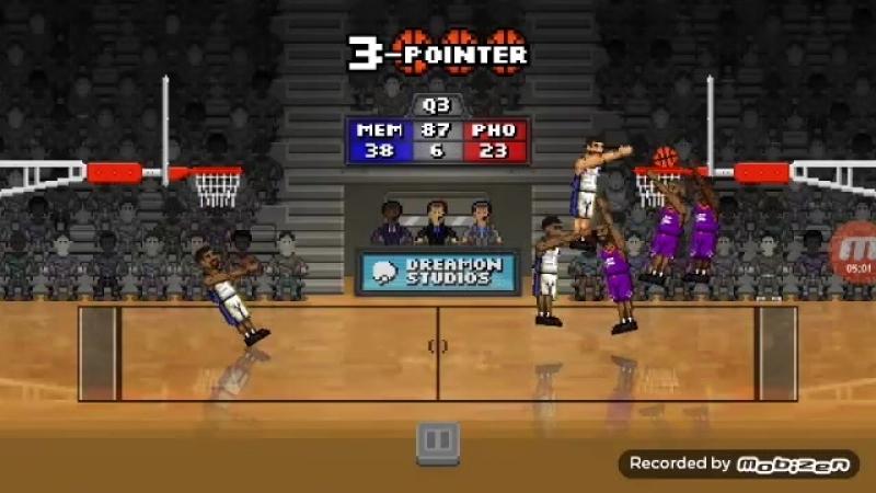 Bonusy basketball плей офф 1/8 финала mem-pho. 2 матч