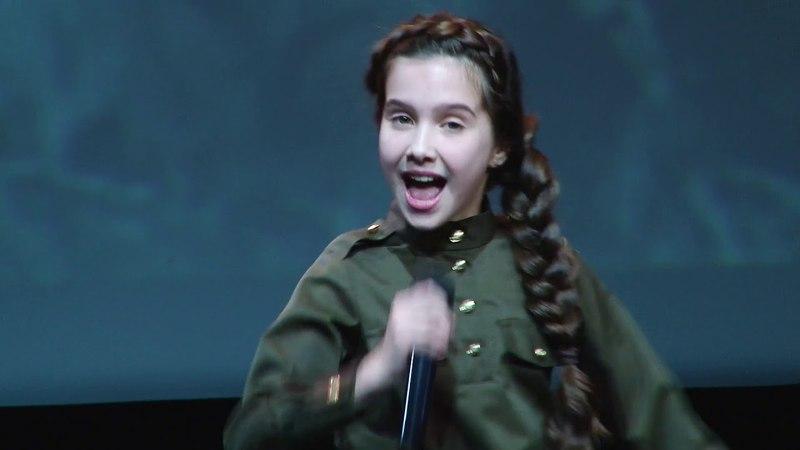 Эх, Андрюша! Орлова Валерия, 12 лет