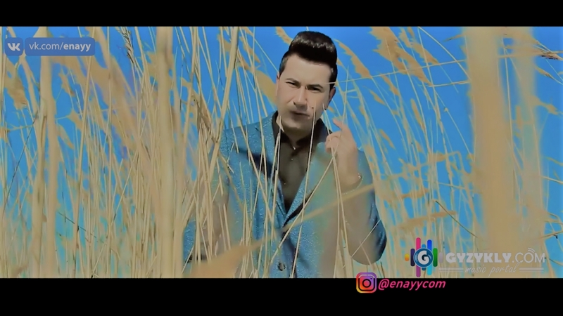 Azat Oramadow - Gel janym (Official HD Clip) 2018