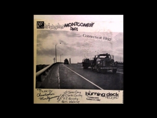 Christopher Montgomery, Connecticut Elegy 1971