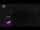В Сети появилось видео ночного Баку после аварии на крупнейшей ГРЭС в Азербайджане
