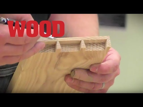 Make Dovetail Joints Without a Jig WOOD magazine WWW15