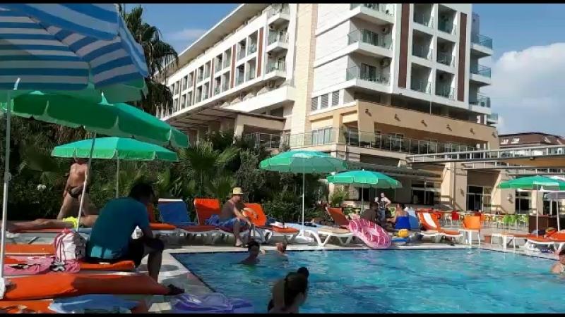 Турция 🇹🇷 Hedef Group HOTELS