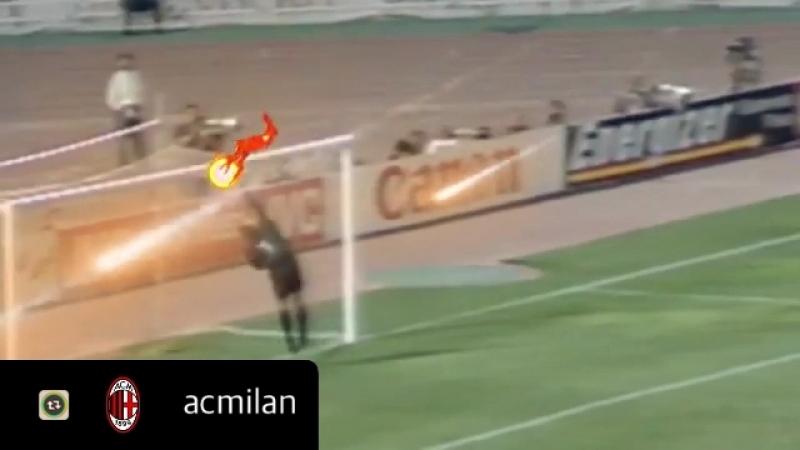 DEJAN SAVİCEVİC Milan - Barcelona 4:0