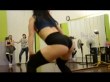 Twerk/booty dance с Викторией Поповой, школа танцев Ritmo Dance