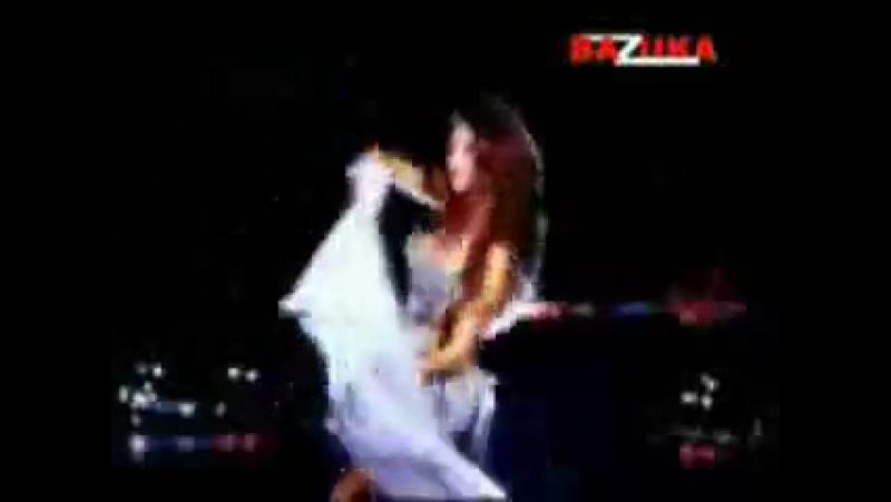 Восточные танцы под Amir Diab - El alem alah (из сериала 'Клон')