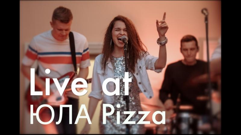 Ba-doo Child - Диско-город (live at yulapizza 16.06.18)