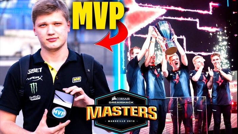 DREAMHACK MASTERS MARSEILLE 2018 GRAND FINAL ASTRALIS VS NAVI - CSGO Twitch Highlights 215