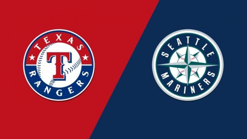 AL 16 05 2018 TEX Rangers @ SEA Mariners 2 2