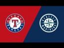AL / 16.05.2018 / TEX Rangers @ SEA Mariners (2/2)
