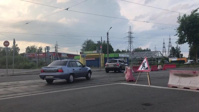 Открыт проезд от Житомира к ТЮЗу г Смоленск