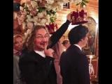 Алла Пугачева и Максим Галкин - Венчание  (18.11.2017)