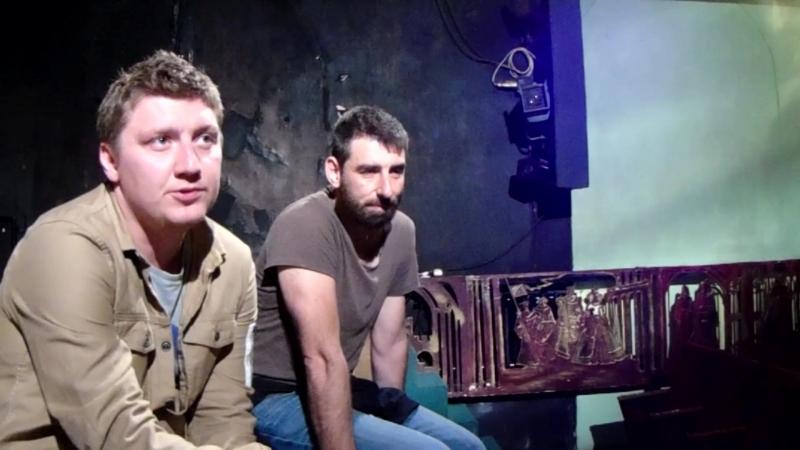 Иван Миневцев и Юрий Алесин о работе в лаборатории