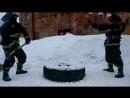 Пожарный кроссфит