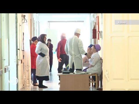 Мертвые души в Буйнакской больнице