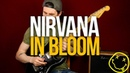 Как играть Nirvana In Bloom на гитаре [включая соло]