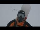 Непогода на леднике Гарабаши