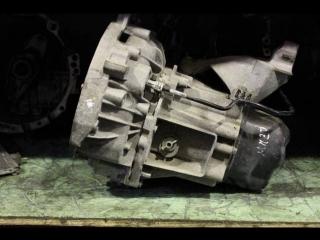 Снятие МКПП Renault Megane 3 - Fluence