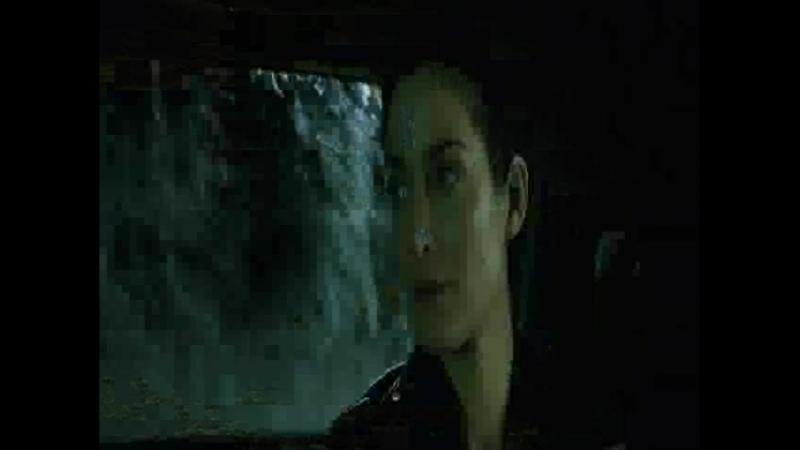 Матрица - Тринити избавила Нео от кошмара!(roleplay_for_the_movie_matrix)
