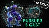 War Robots. Pursuer 3 Gust MK2. Part-2. Эпизоды.