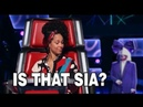SIA BEST UNFORGETTABLE SONGS ON X FACTOR, THE VOICE, GOT TALENT | MIND BLOWING | HD