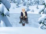 Клип Зимонька-зима
