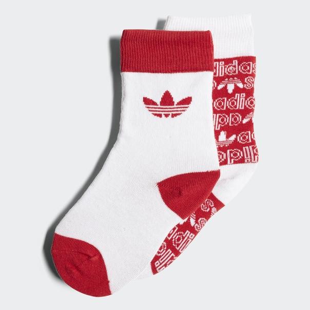 Две пары носков Trefoil Thin