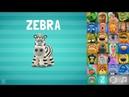 Развивающая песенка для детей. Учим английский алфавит от A до Z