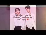 Daniel x Jihoon NielWink Moment