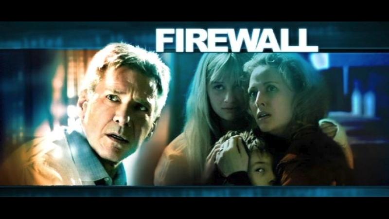 Огненная стена / Firewall. 2006. 720р. Перевод Гранкин. VHS