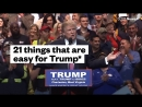 """VICE News - 21 Things That Are """"So Easy"""" for Donald Trump (According to Trump; 03-02-2018)"""