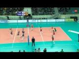 Волейбол Чемпионат России Заречье - Уралочка 10_12_2017