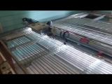 проект 7-2017 сборка лазерного чпу 2.1 метра Х 3 метра