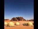 Вади-Рам - места где снимался фильм Марсианин - пустыня в Иордании