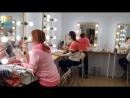 Студия Joumana dance посетила МК по Сценическому восточному макияжу Сам себе визажист