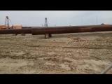 Корреспондент «Комсомольской правды» - Кубань» ведет репортаж со стройки Крымского моста