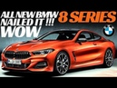 💥2019 BMW 8 Series A bright embodiment of luxury in a sports car