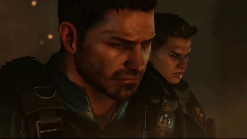 КАК ВЫБРАТЬСЯ ИЗ ЗДАНИЯ ЗА 60 СЕКУНД (Вова и Женя) в Resident Evil 6 2