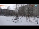Детская площадка во дворе д. 28 по ул. Ладыженского превратилась в туалет для собак(((