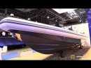 2018 Onda 341 Inflatable Boat - Walkaround - 2018 Boot Dusseldorf Boat Show