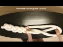 Hem knot-cushion(guard cushion)