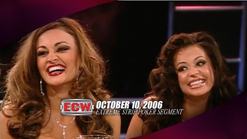 (720pHD): WWE ECW 10/10/06 - Extreme Strip Poker Segment