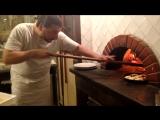 Как готовят пиццу в Италии