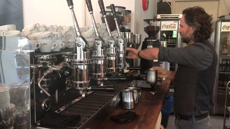 Barista skills Latte Art Techniques